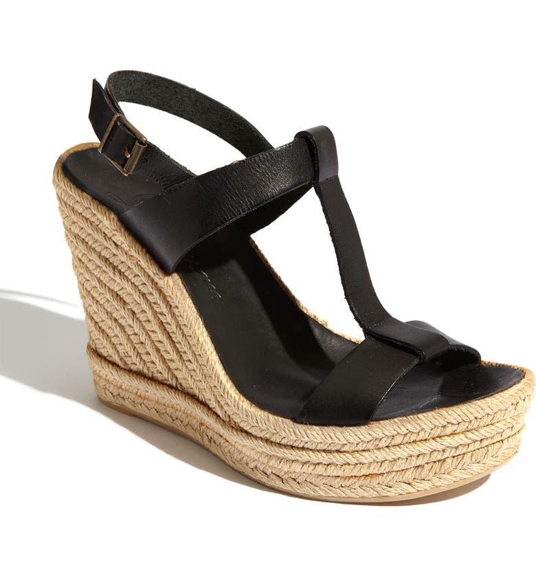 DELMAN 'Trish' Sandal, Main, color, 002