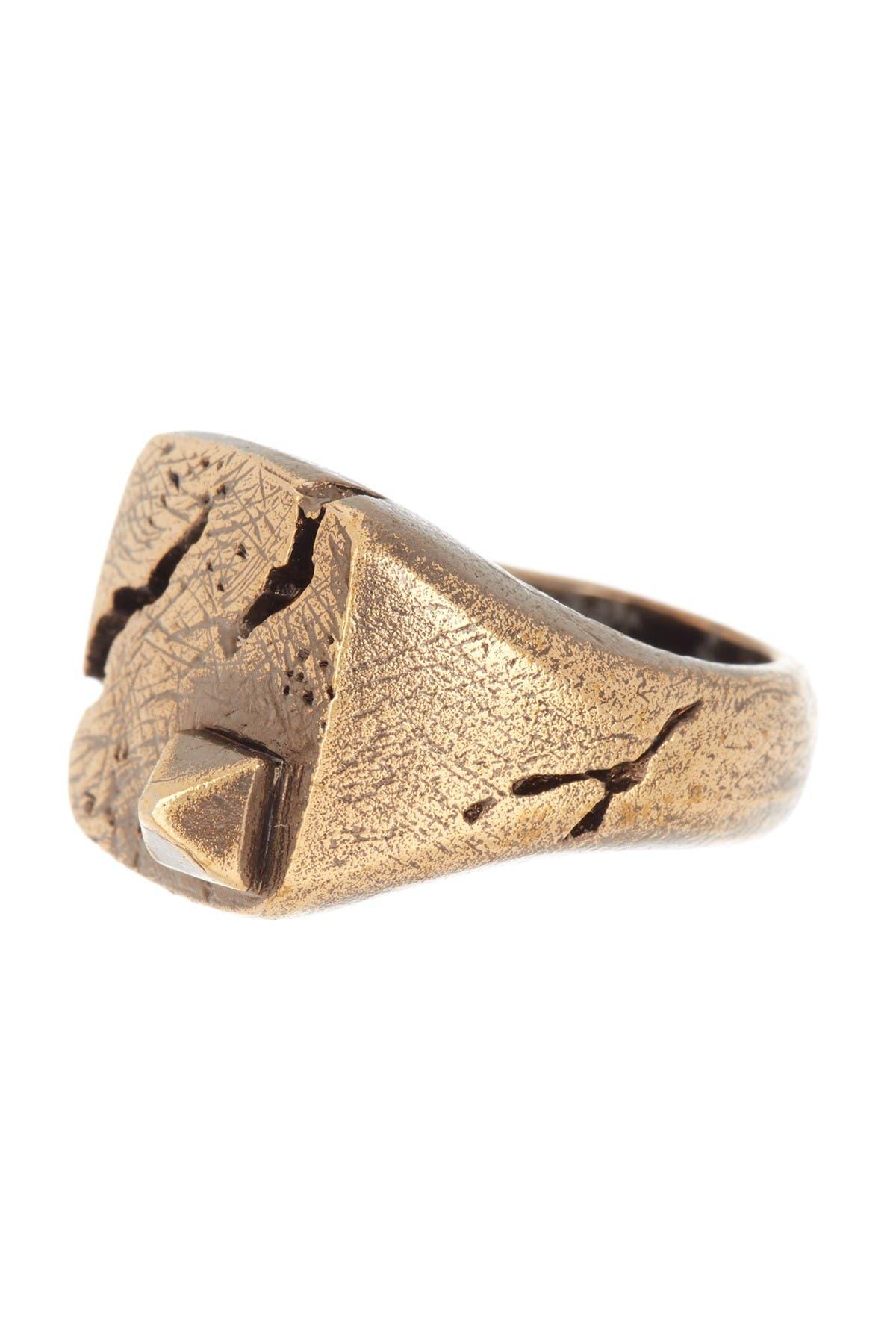 Image of Valentino Signet Ring