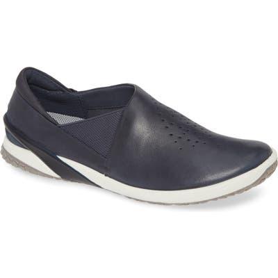Ecco Biom Life Slip-On Sneaker, Blue