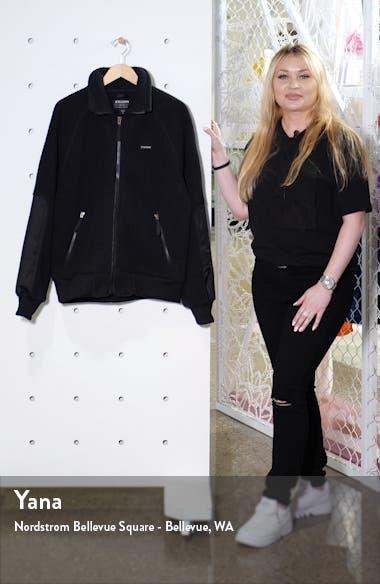 Regular Fit Fleece Jacket, sales video thumbnail