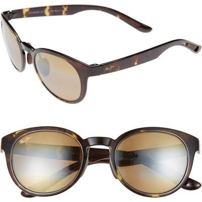 Maui Jim Keanae 4m Polarized Sunglasses -