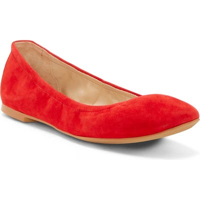 Vince Camuto Brindin Flat- Red