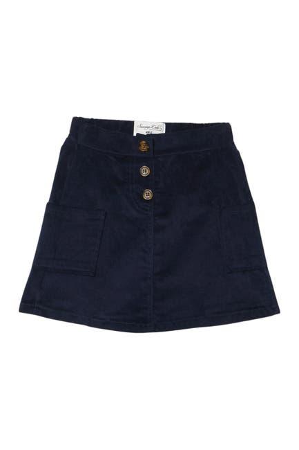 Image of Sovereign Code Kresha Corduroy Skirt