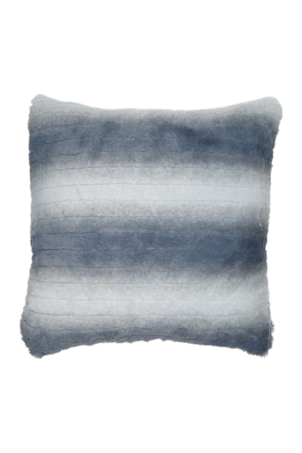 Image of Nordstrom Faux Fur Stripe Pillow