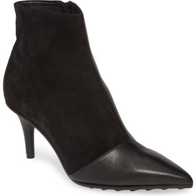 Rag & Bone Beha Pointed Toe Bootie, Black