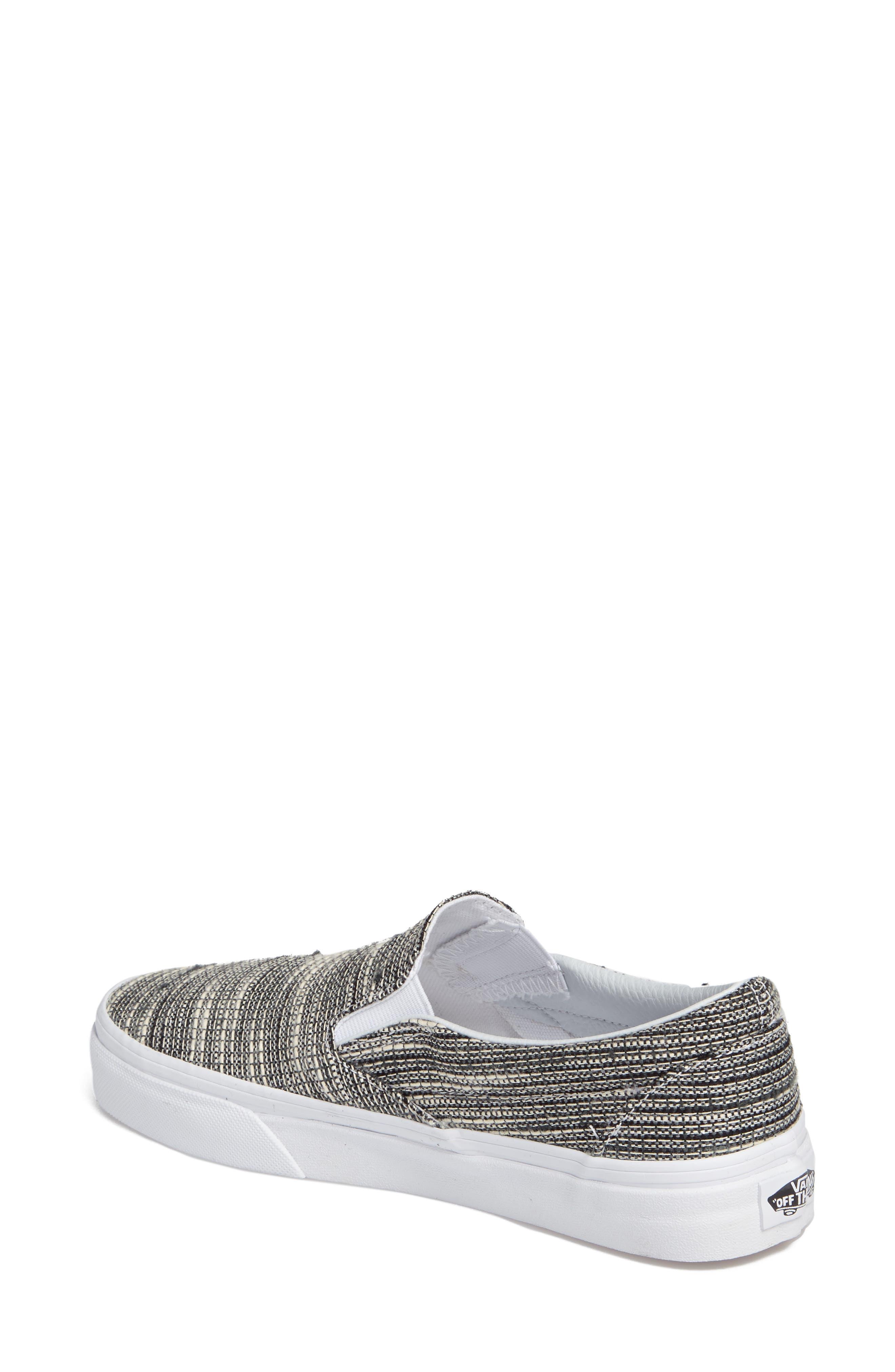 ,                             Classic Slip-On Sneaker,                             Alternate thumbnail 281, color,                             027