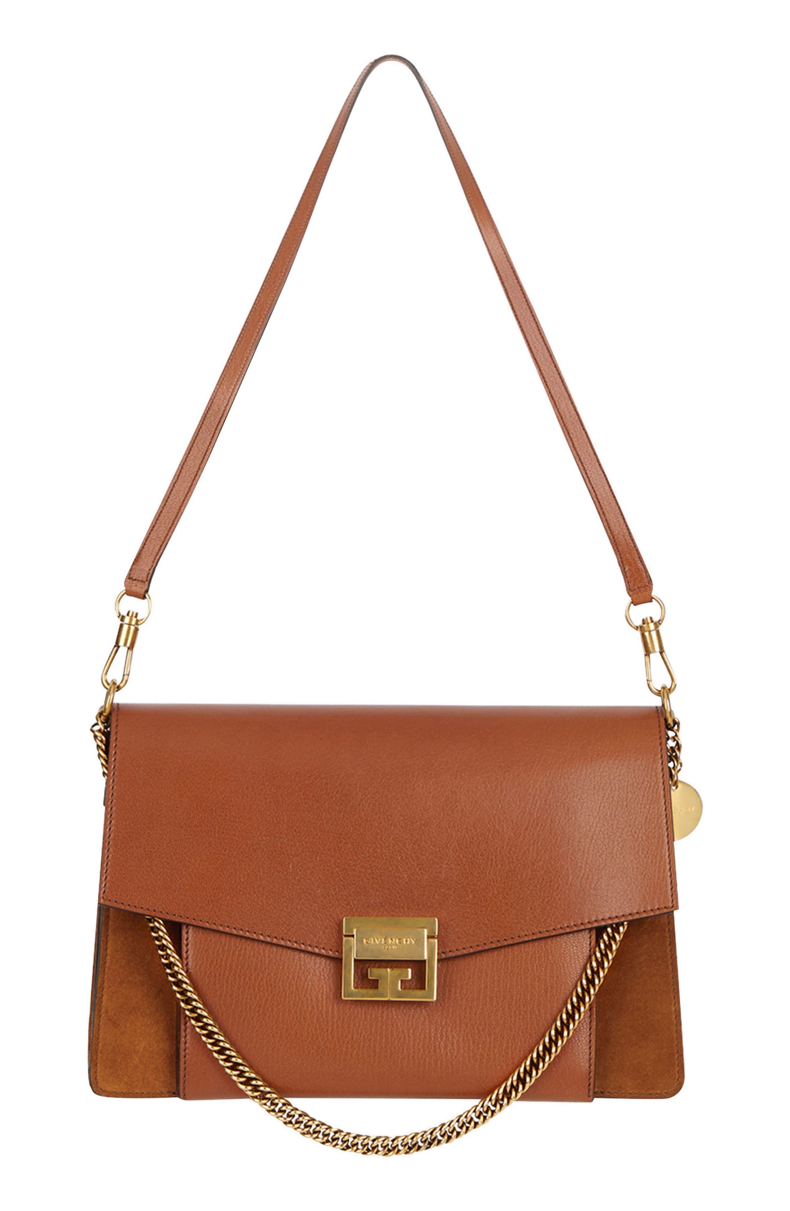 Givenchy Medium GV3 Leather Crossbody Bag   Nordstrom