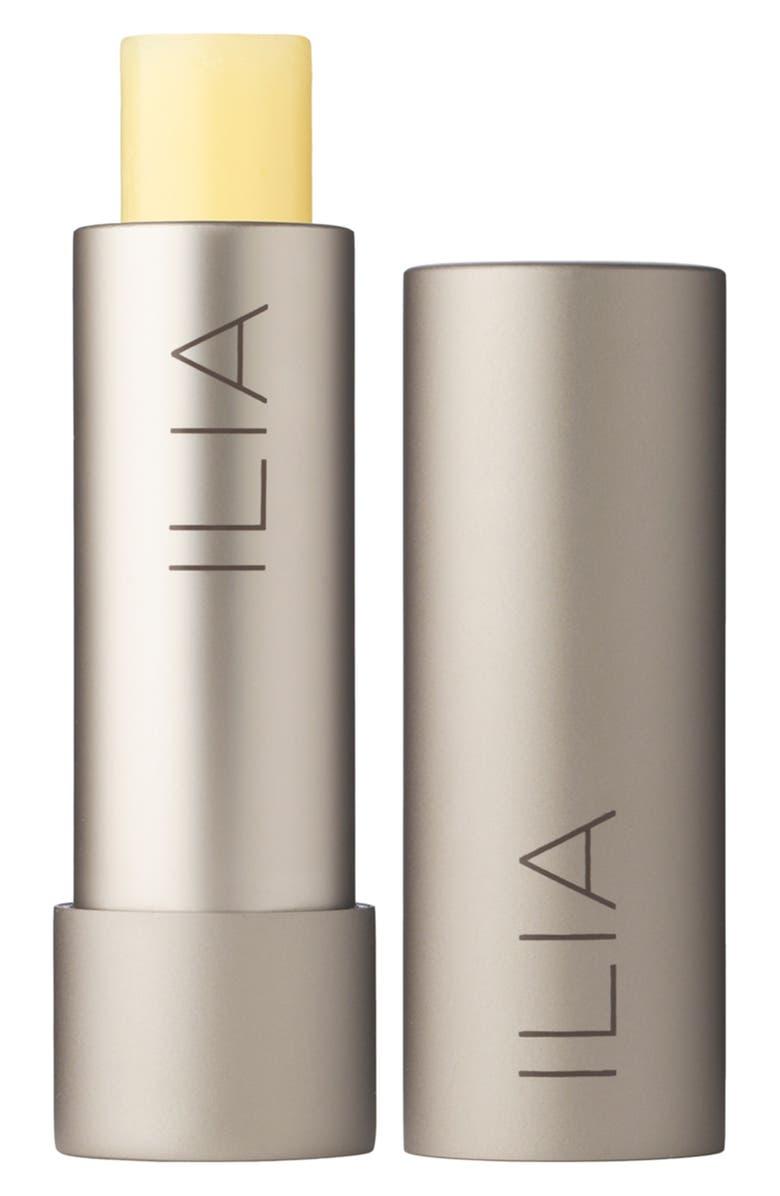 ILIA SPACE.NK.apothecary ILIA Balmy Days Clear Lip Conditioner, Main, color, 000