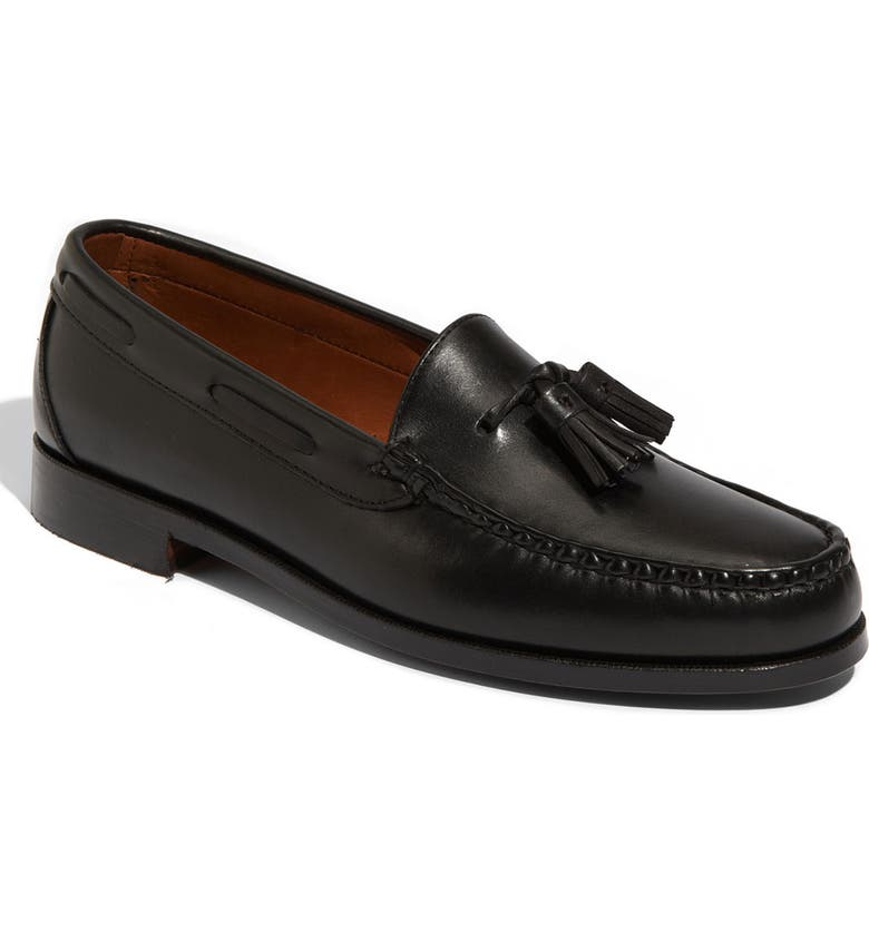 ALLEN EDMONDS 'Naples' Loafer, Main, color, 001