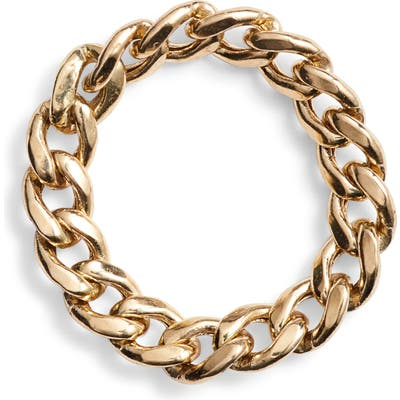 Zoe Chicco Curb Chain Ring