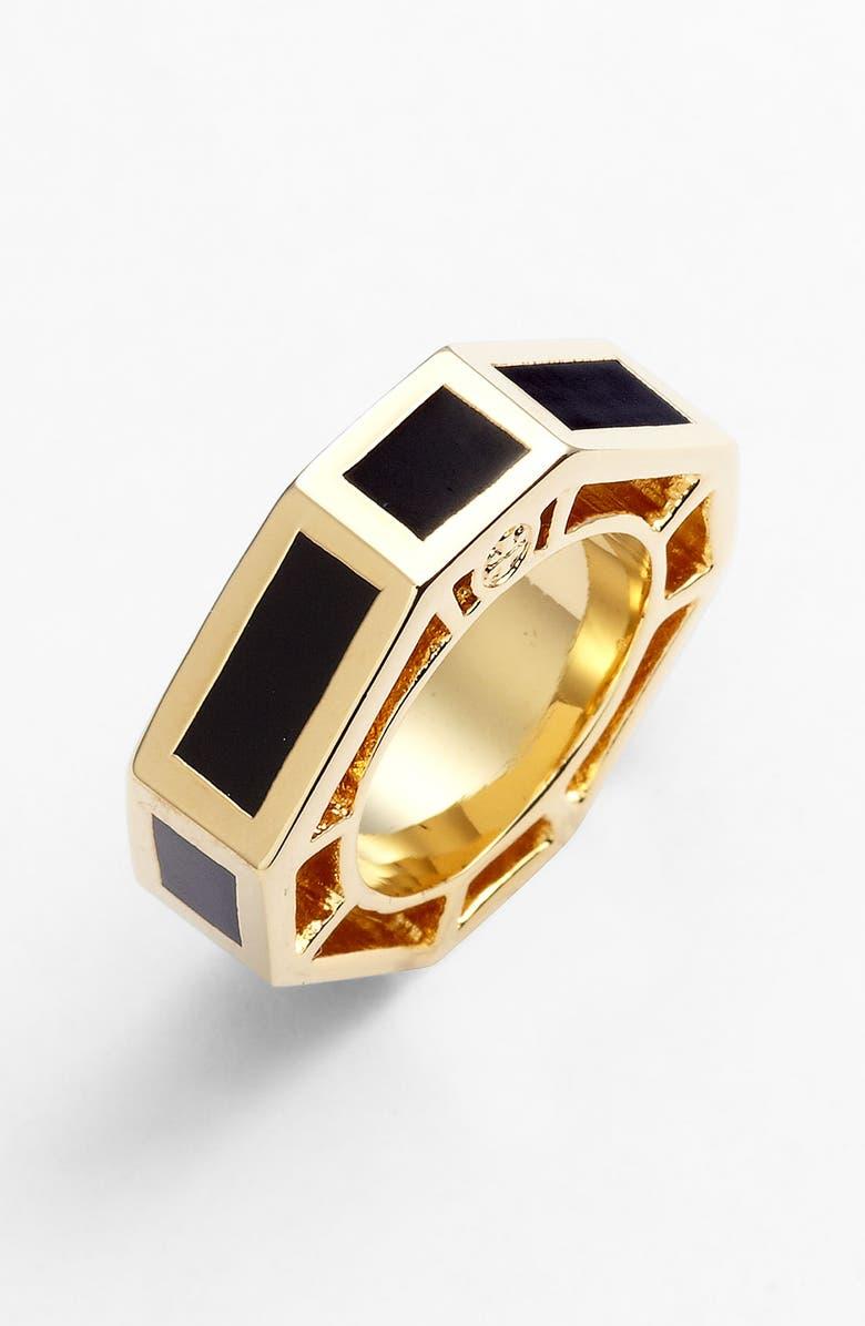 TORY BURCH 'Rylan' Ring, Main, color, 001