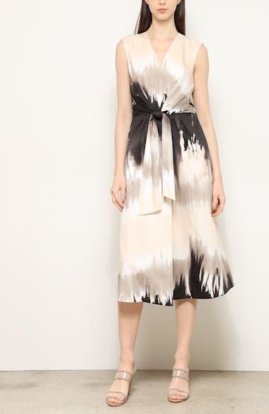 Orielle Tie Dye Midi Dress, video thumbnail