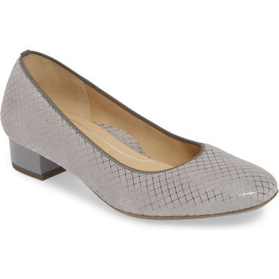 Ara Miranda Pump, Grey