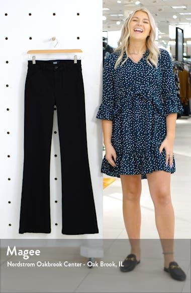 Transcend - Genevieve High Waist Flare Jeans, sales video thumbnail