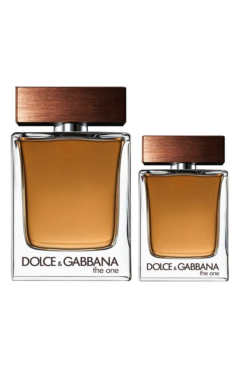 DOLCE&GABBANA BEAUTY The One for Men Eau de Toilette Set, Main, color, NO COLOR