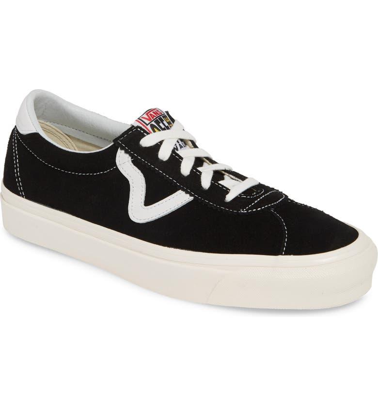 VANS UA Style 73 DX Sneaker, Main, color, 001