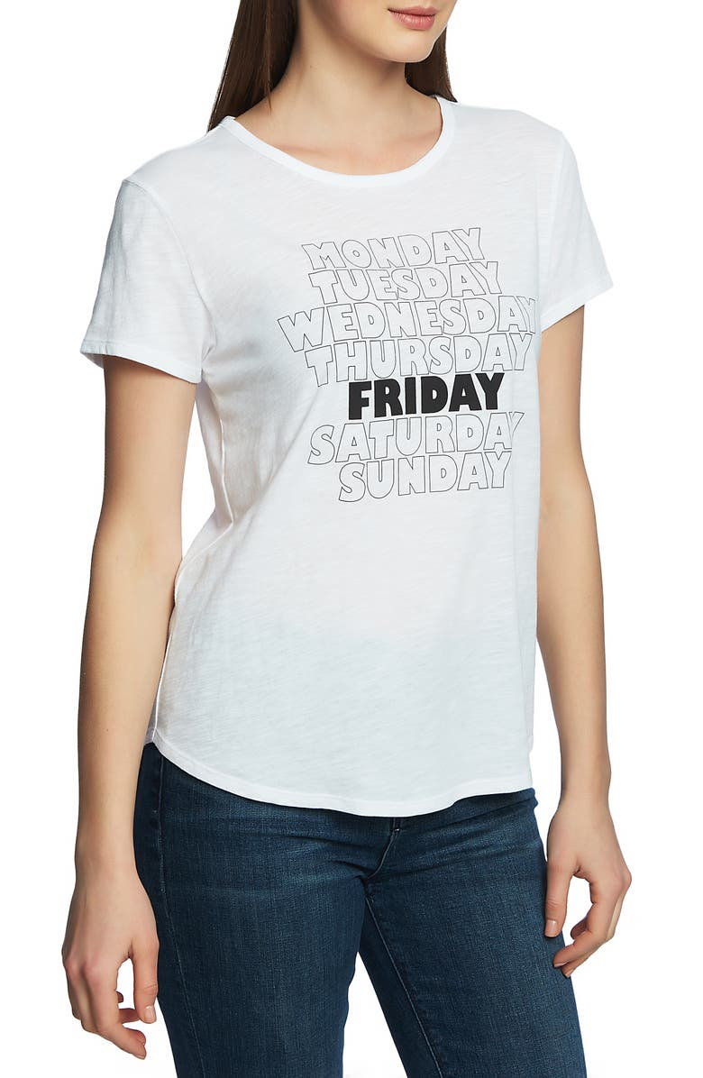 1.STATE Friday Graphic Tee, Main, color, 145