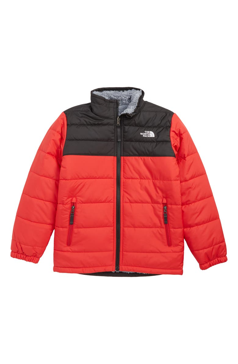 THE NORTH FACE Mount Chimborazo Reversible Jacket, Main, color, TNF RED
