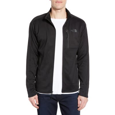 The North Face Canyonlands Zip Jacket, Black