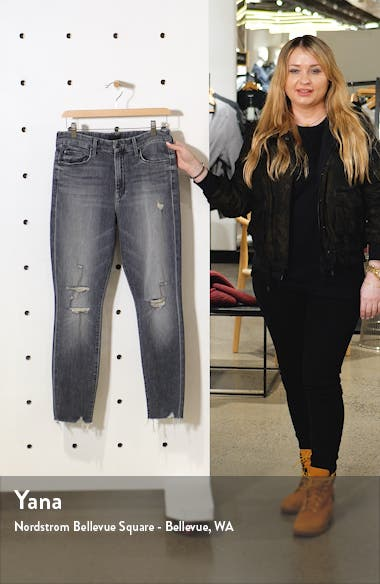 The Looker High Waist Nick Fray Ankle Skinny Jeans, sales video thumbnail