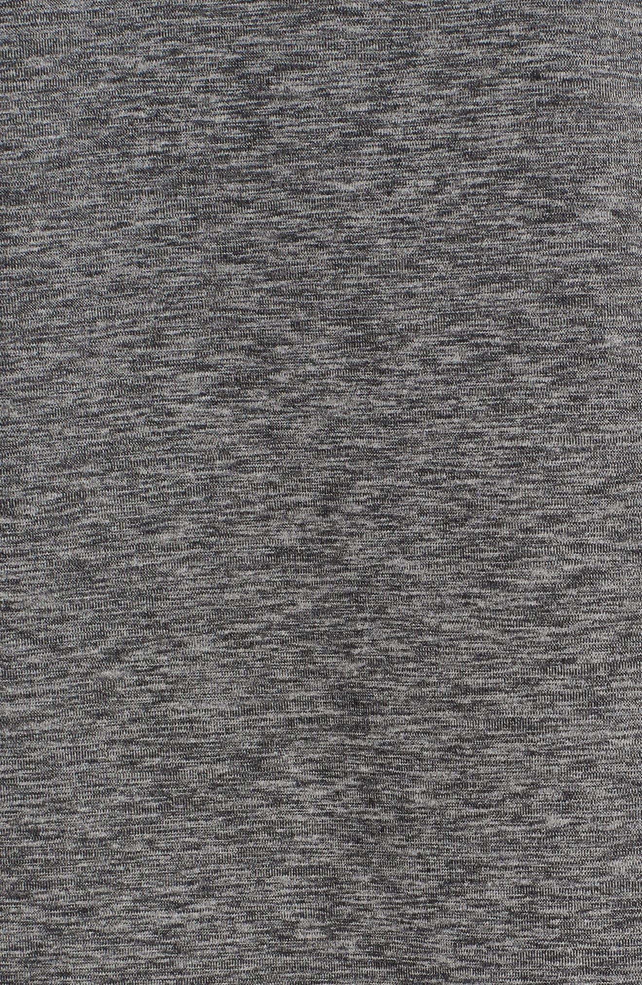 ,                             Dry Full Zip Hoodie,                             Alternate thumbnail 6, color,                             001
