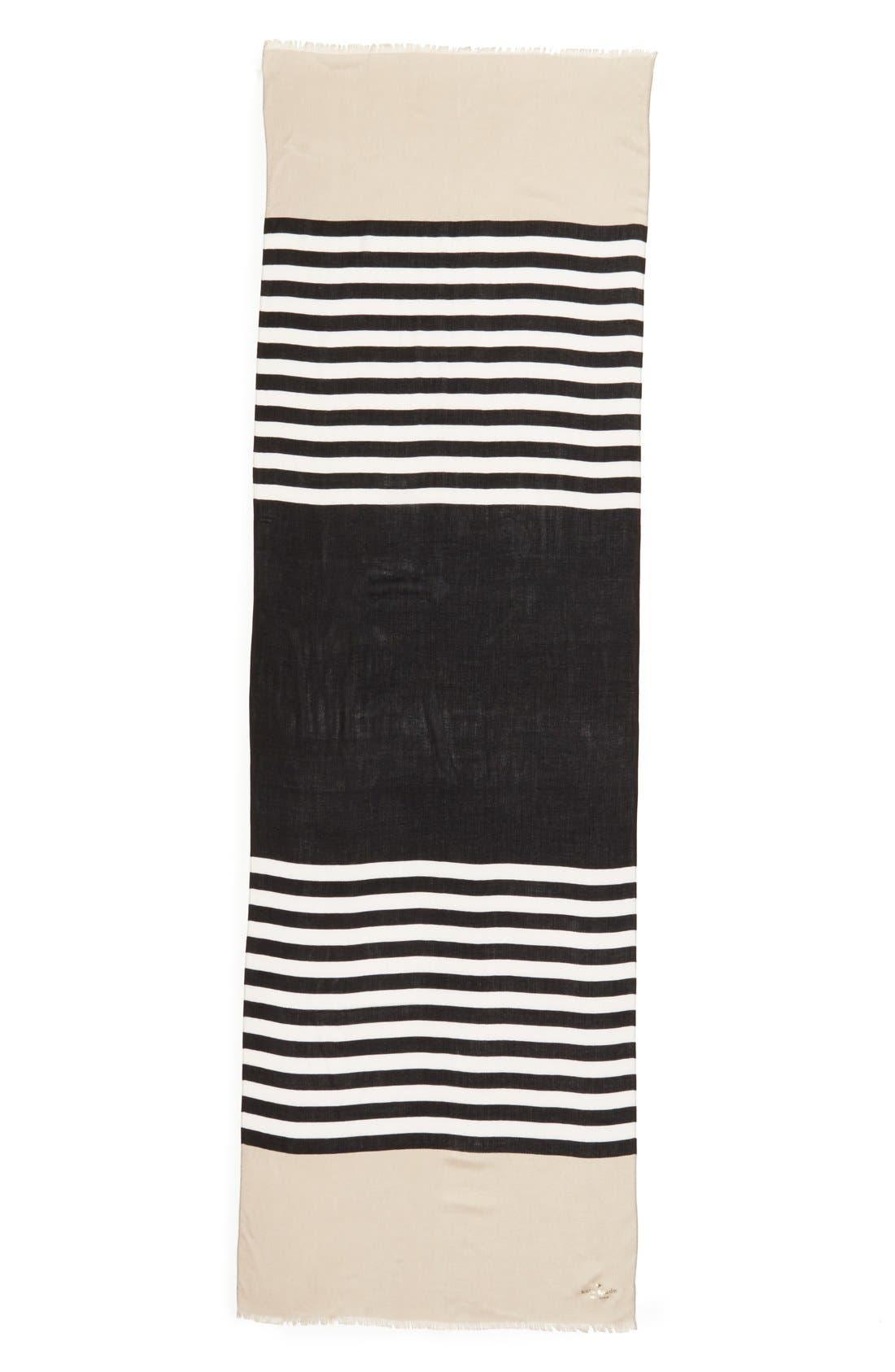 ,                             'six month stripe' scarf,                             Alternate thumbnail 2, color,                             250