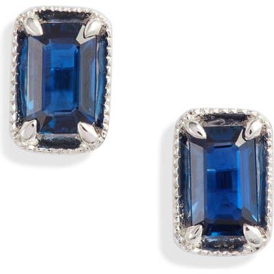 Bony Levy El Mar Sapphire Stud Earrings (Nordstrom Exclusive)