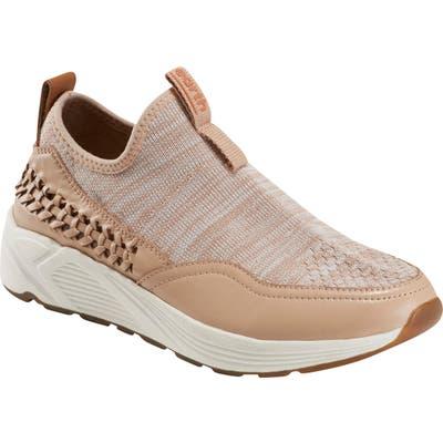 Earth Ramble Sneaker- Beige