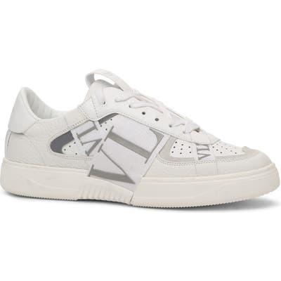 Valentino Garavani Retro Sneaker, White