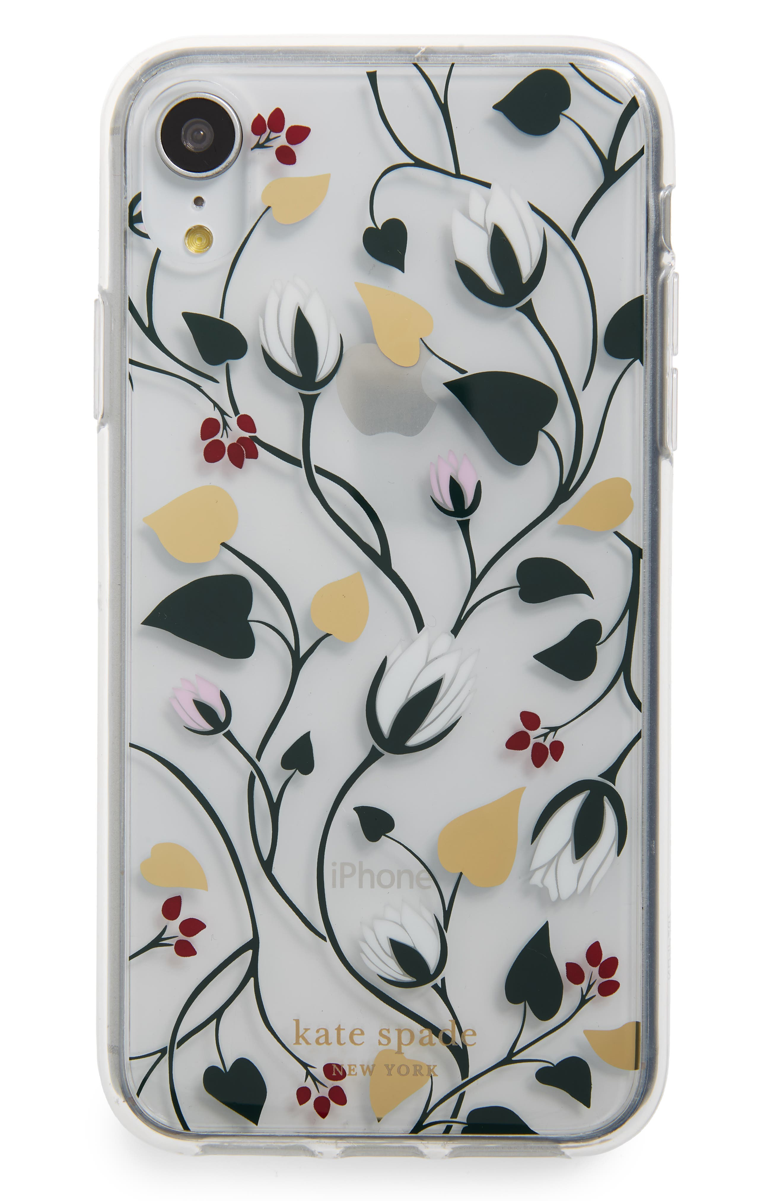 kate spade new york deco bloom iPhone XS/XS Max \u0026 XR case