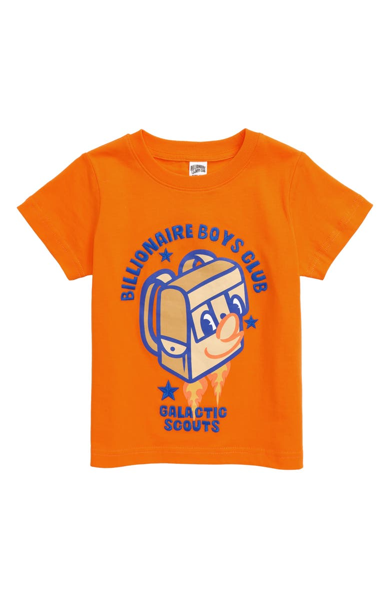 BILLIONAIRE BOYS CLUB Galactic Scouts Embroidered Graphic Tee, Main, color, 800