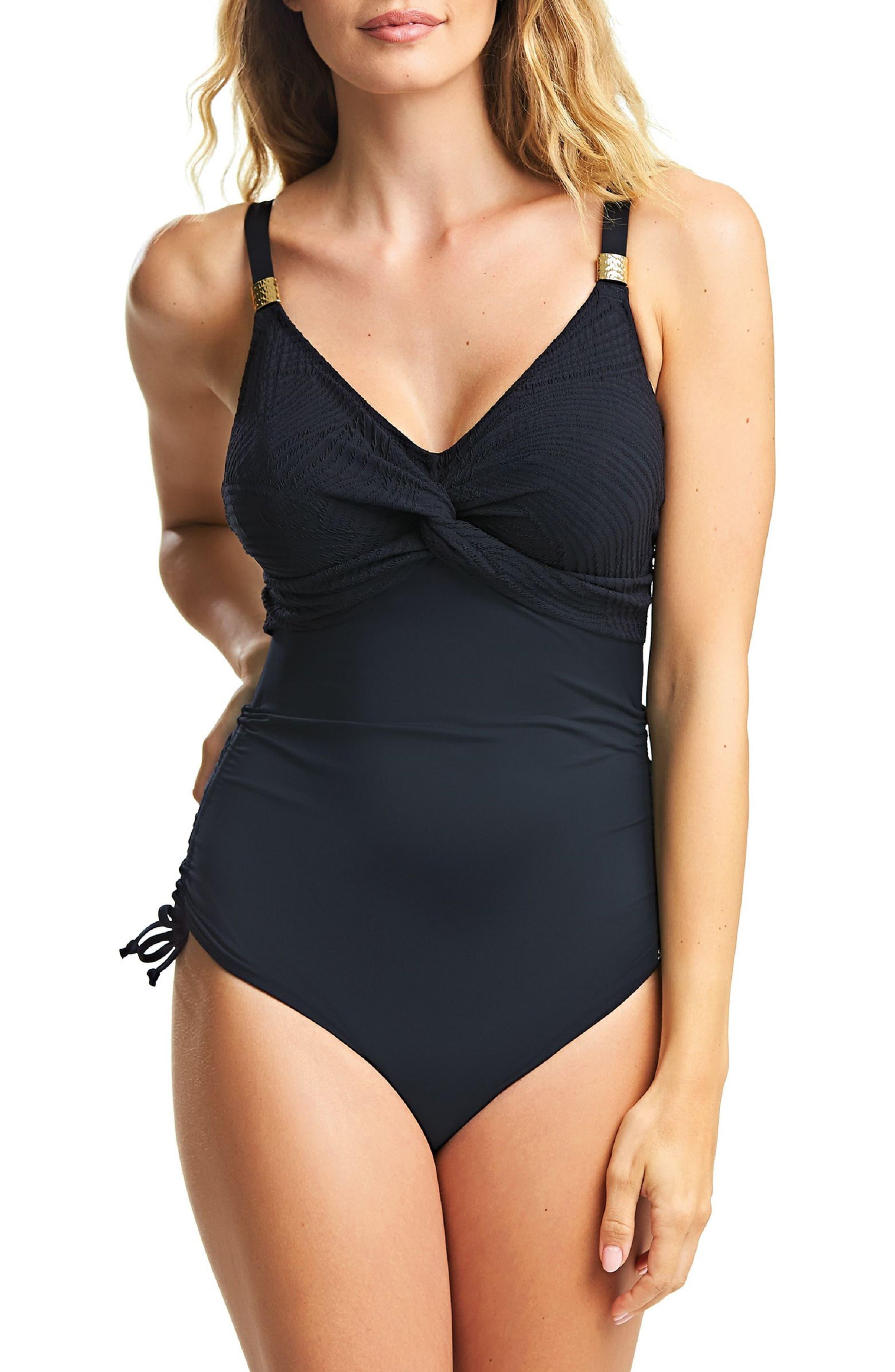 Ottawa Underwire One-Piece Swimsuit