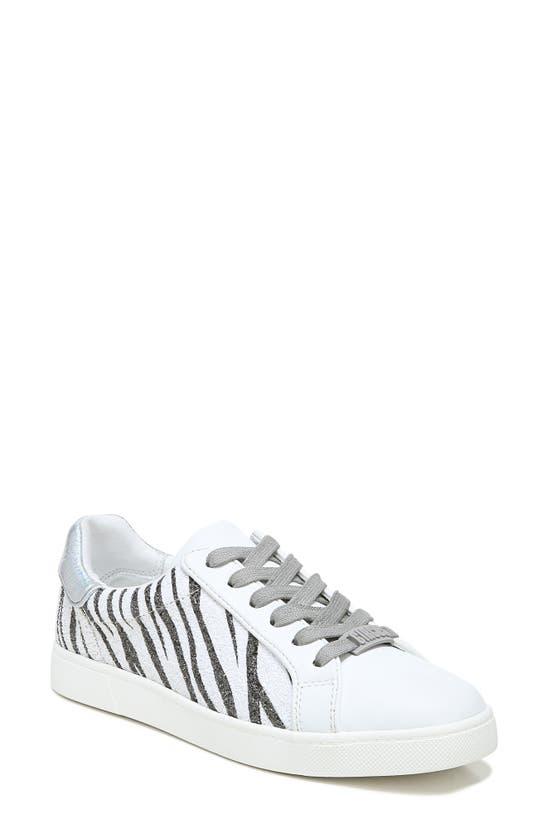 Circus By Sam Edelman Devin Sneaker In Black/ Bright White Multi