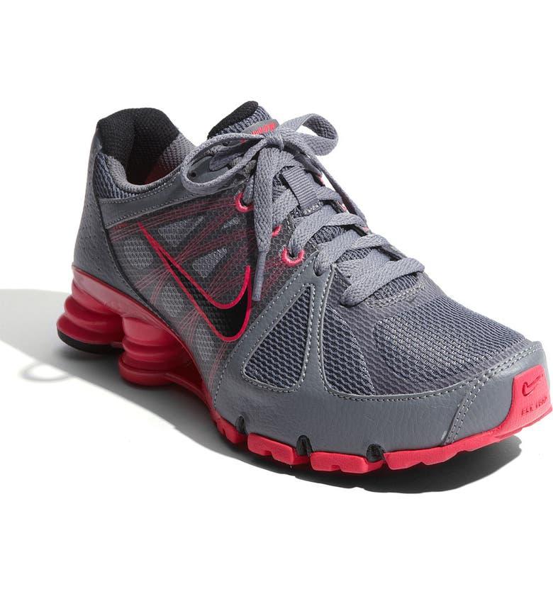 finest selection e9620 ef0e9  Shox Agent  Running Shoe, Main, color, ...