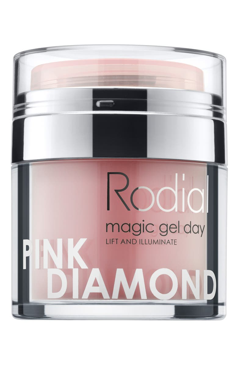 RODIAL Pink Diamond Magic Gel Day Cream, Main, color, NO COLOR