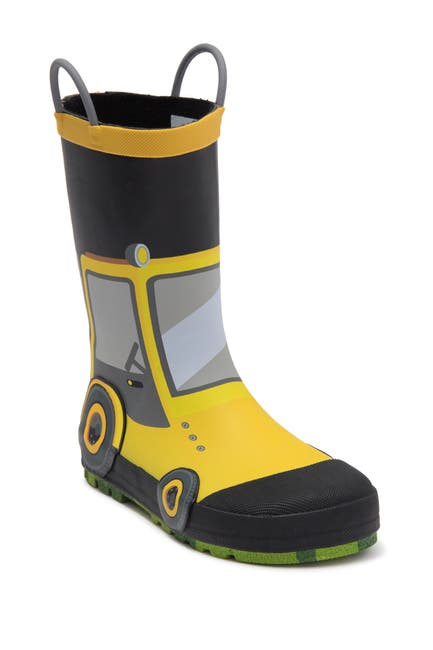 Image of Western Chief Tractor Waterproof Pull-On Rain Boot