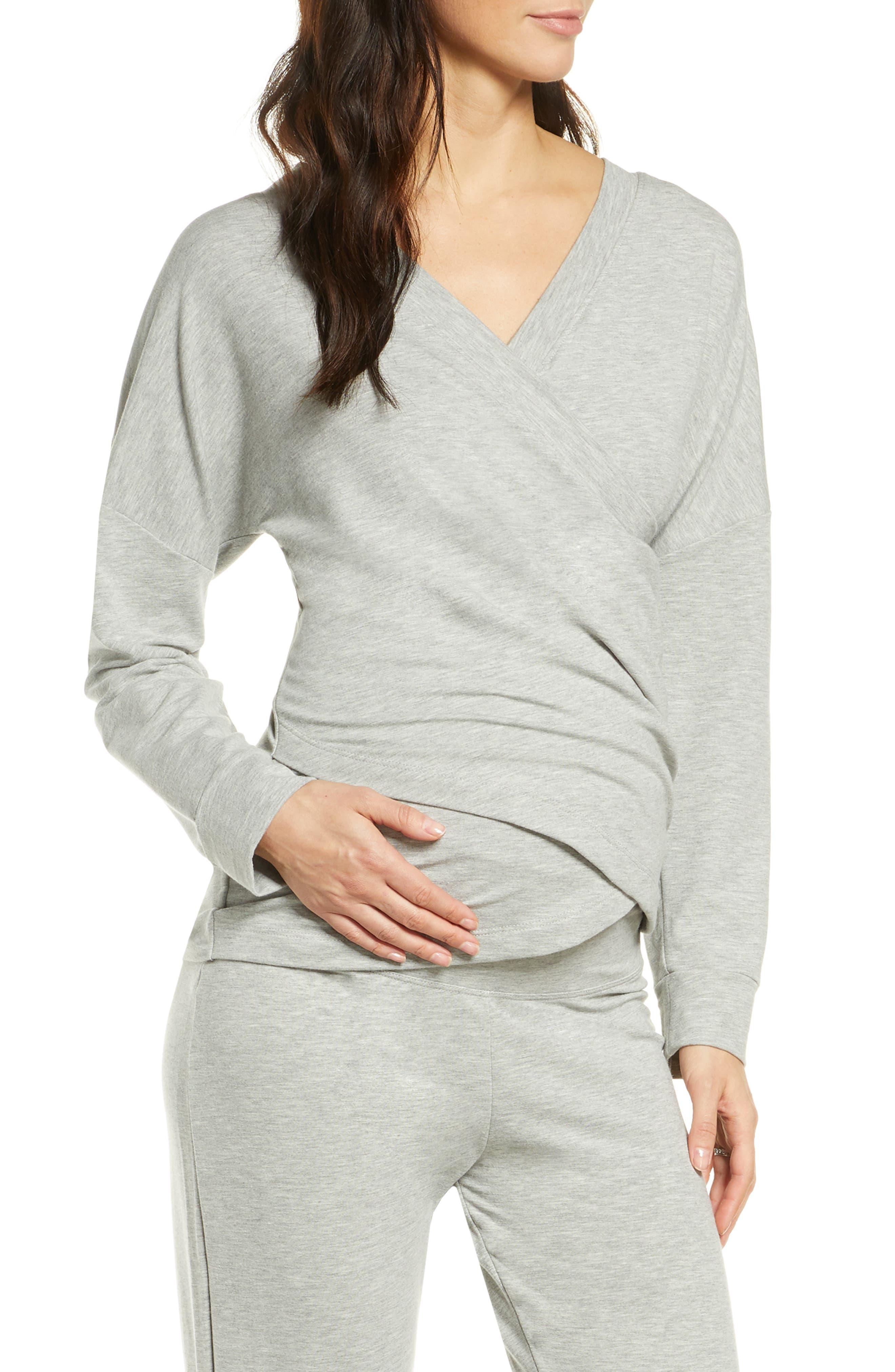 Athleisure Nursing/maternity Top