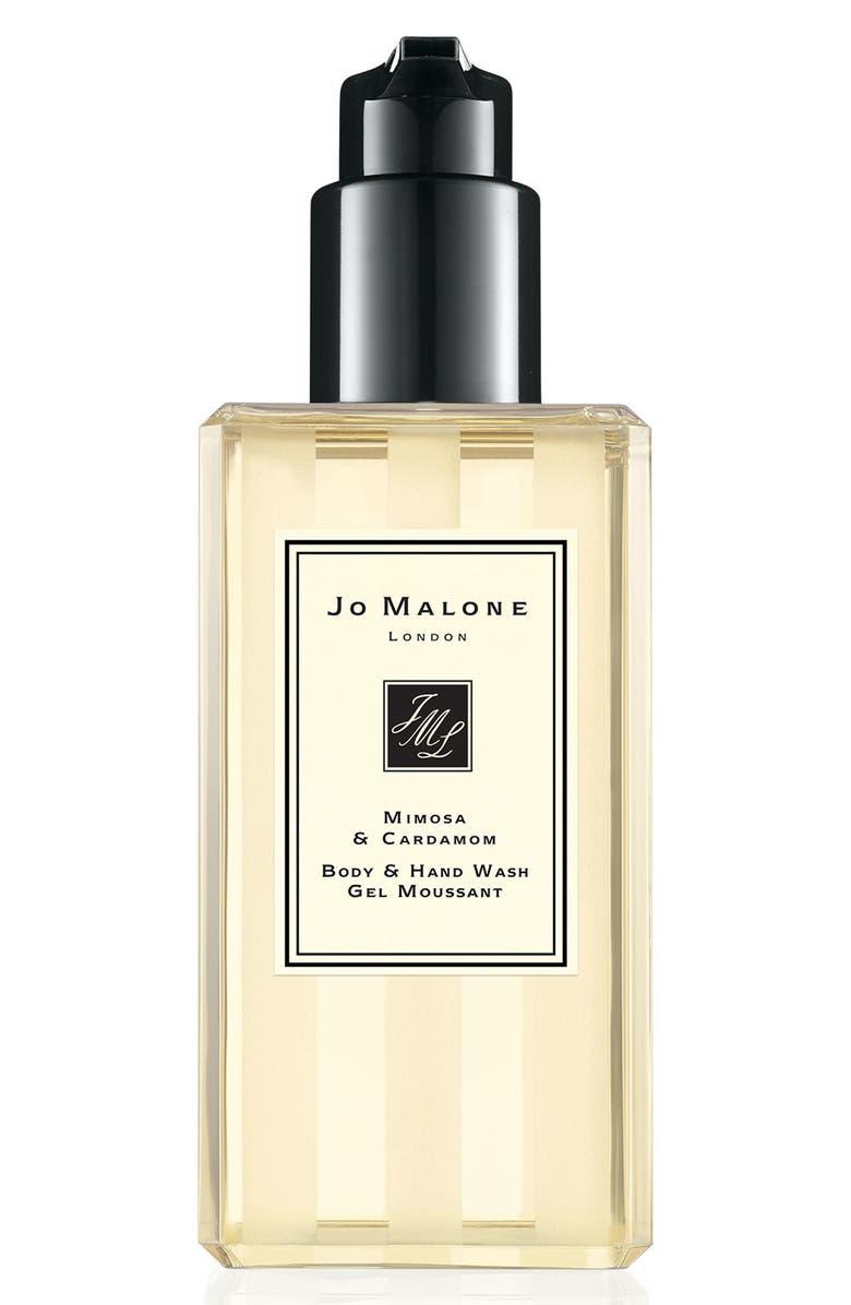 JO MALONE LONDON<SUP>™</SUP> 'Mimosa & Cardamom' Body & Hand Wash, Main, color, NO COLOR