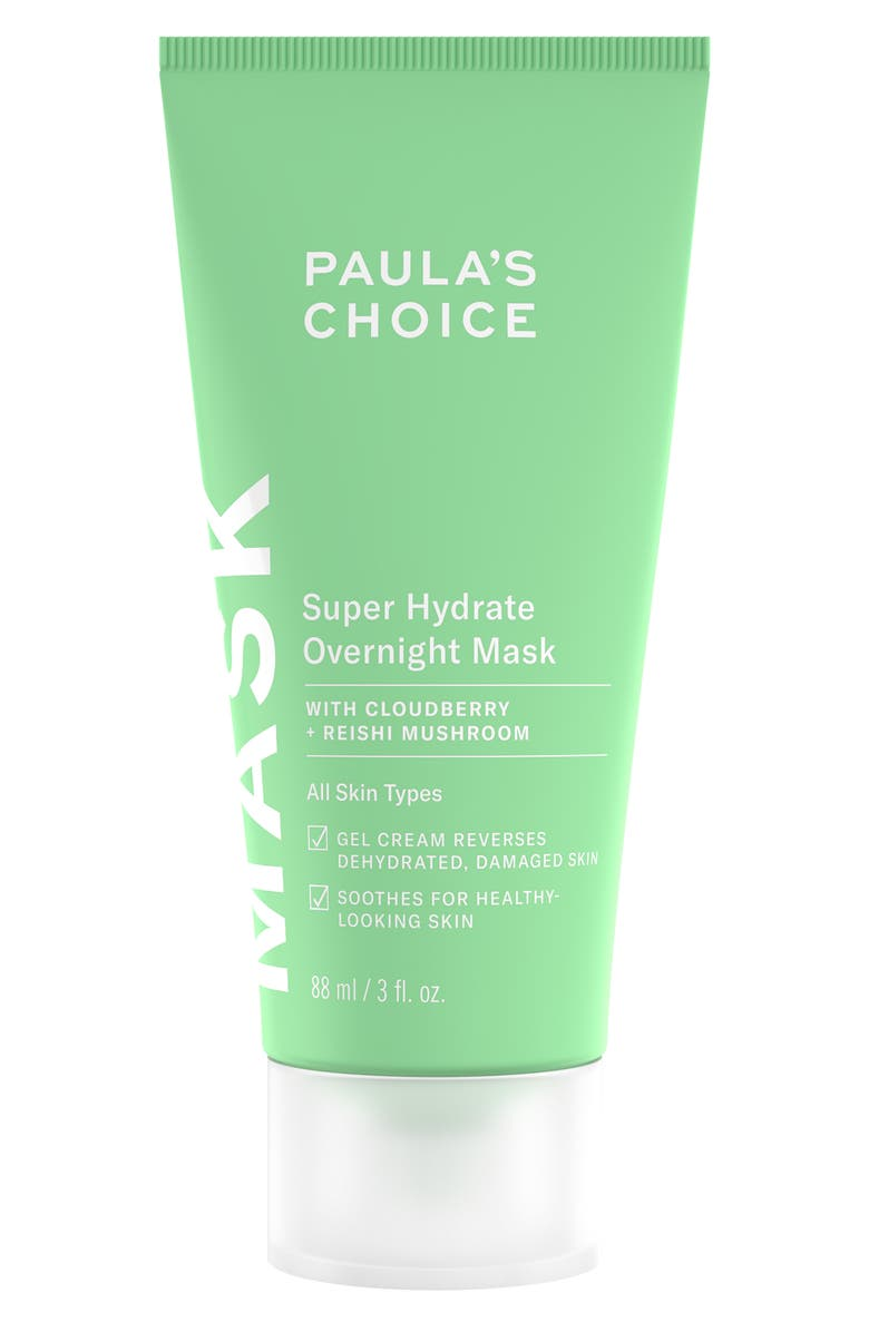 PAULA'S CHOICE Super Hydrate Overnight Mask, Main, color, NO COLOR