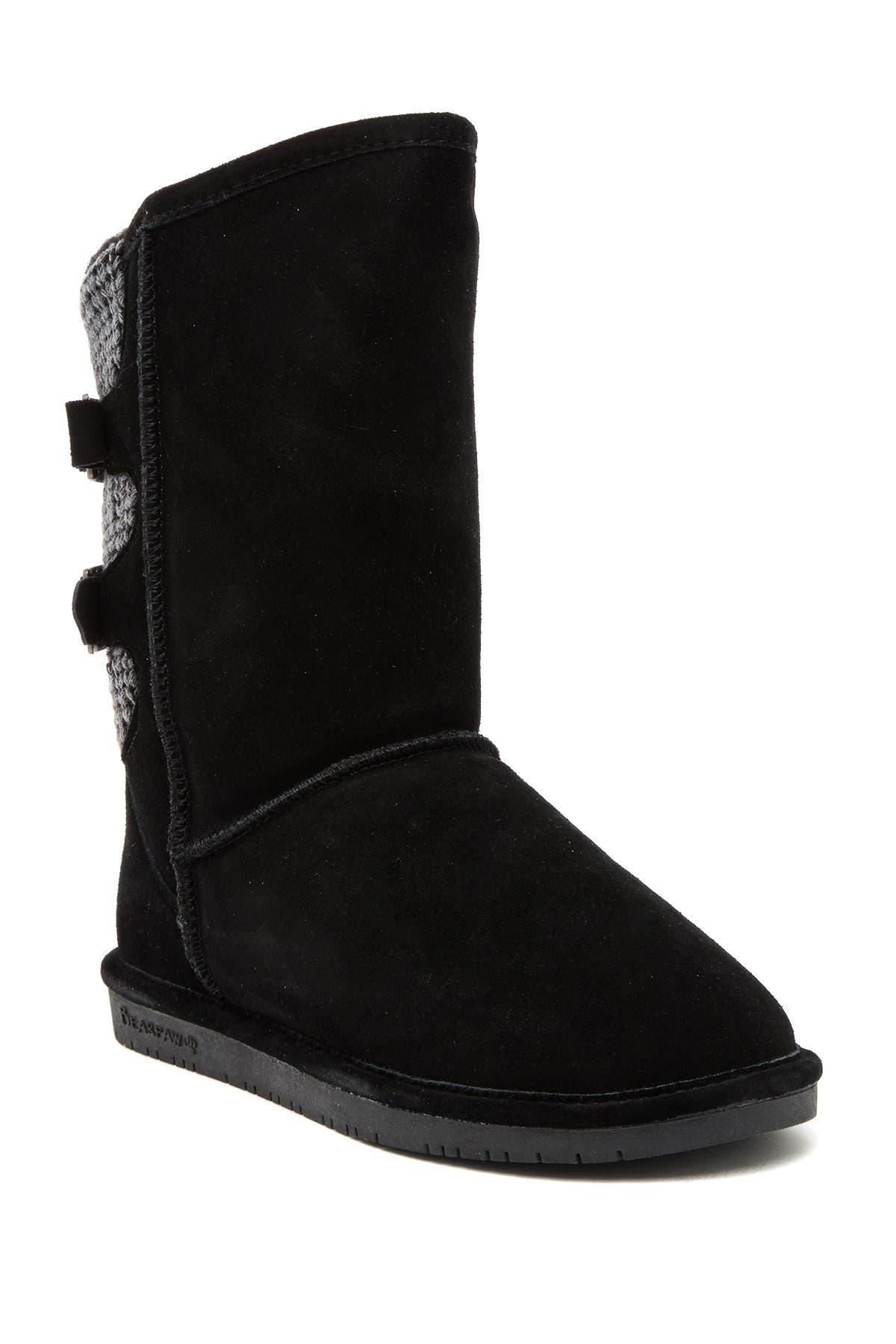 Image of BEARPAW Rue Genuine Sheepskin Lined Boot