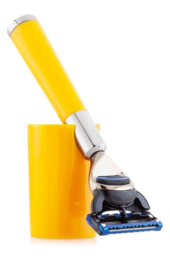 Acqua Di Parma Barbiere Yellow Shaving Razor