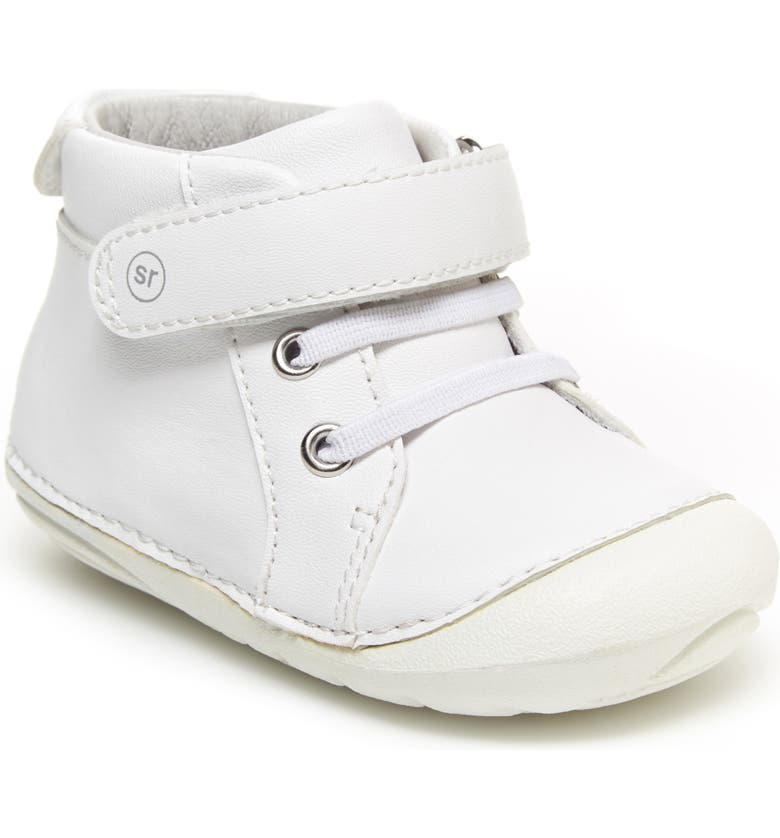 STRIDE RITE Soft Motion<sup>™</sup> Frankie Sneaker, Main, color, WHITE