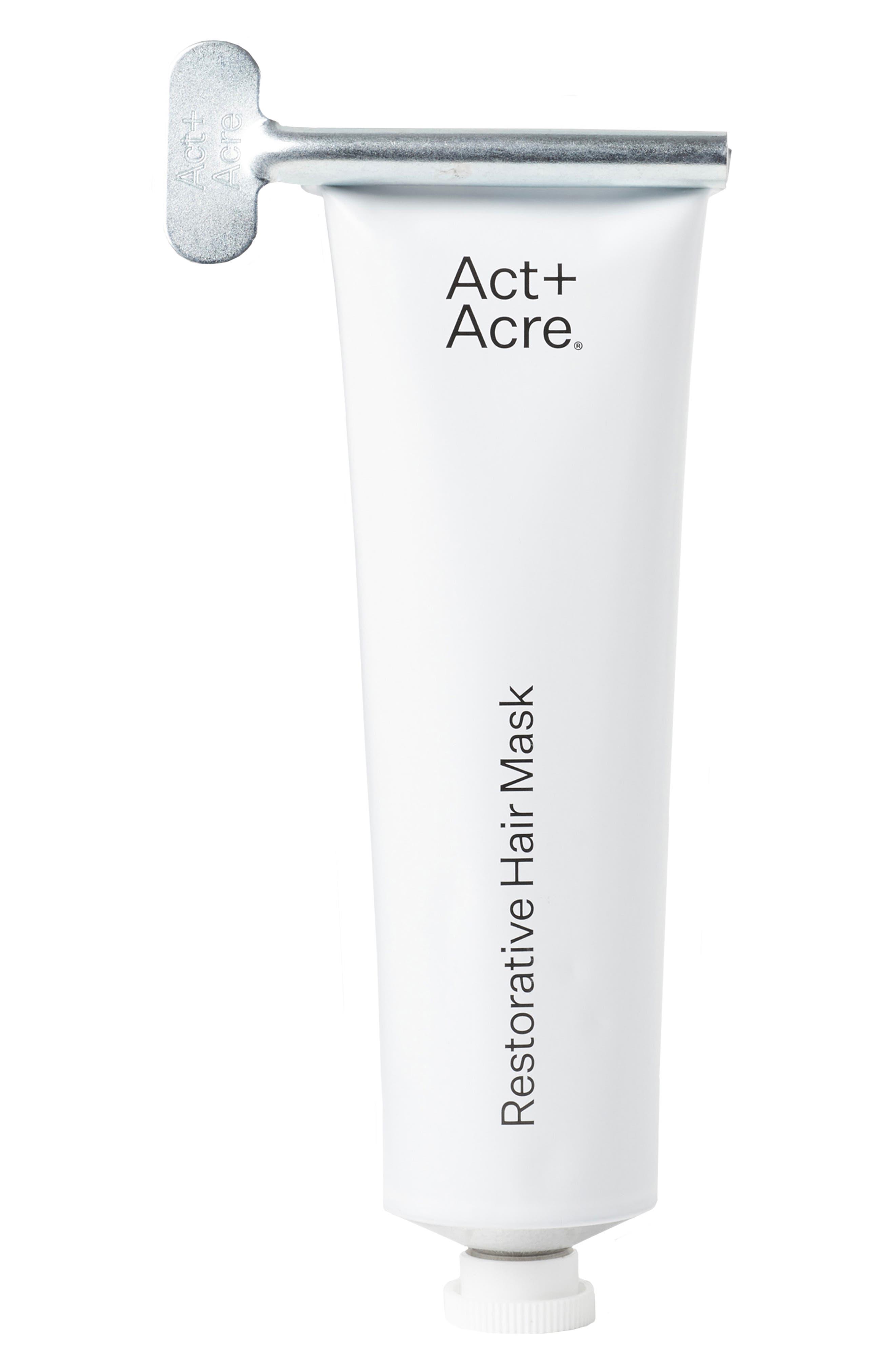 Act+Acre Restorative Hair Mask