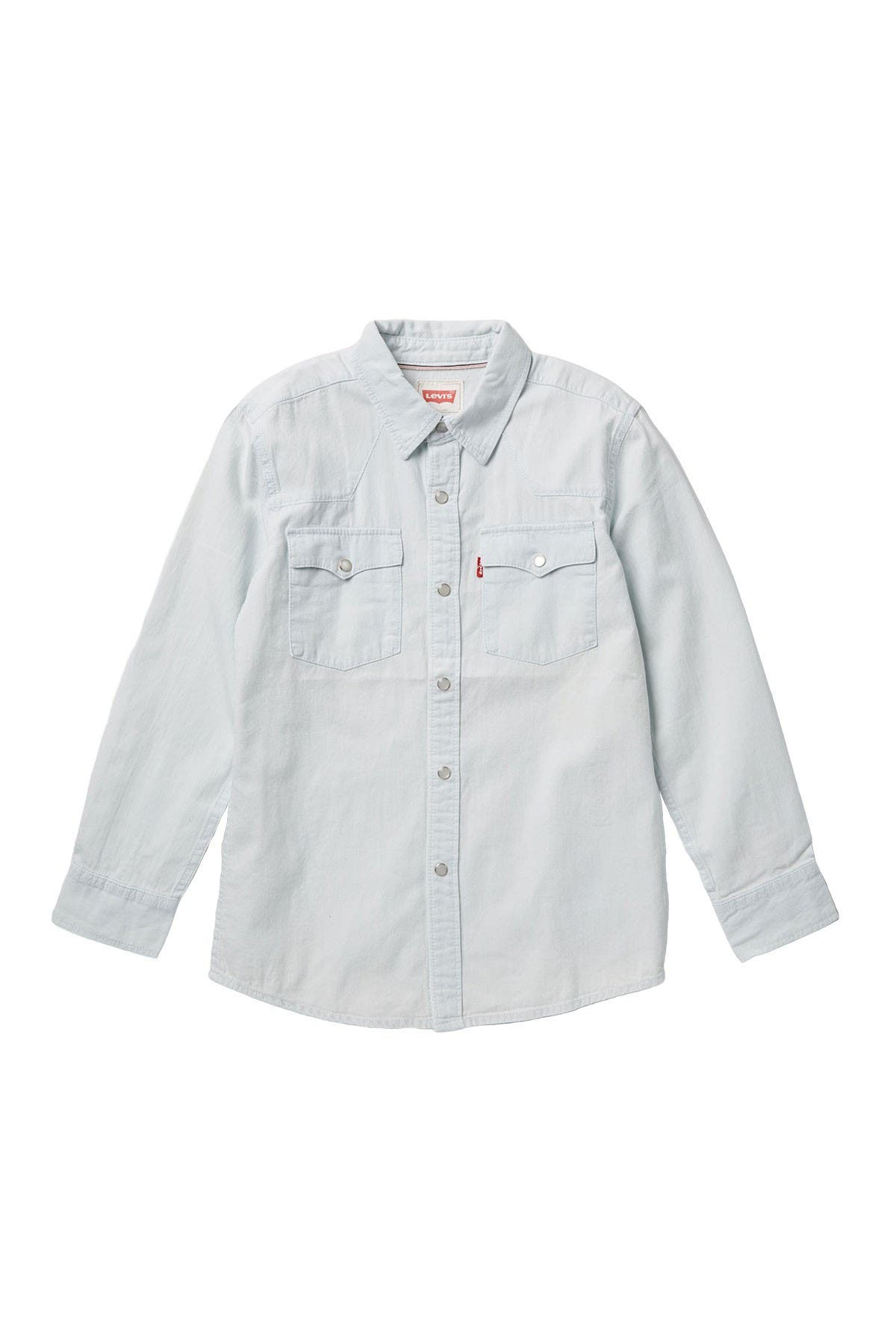 Image of Levi's Barstow Western Shirt