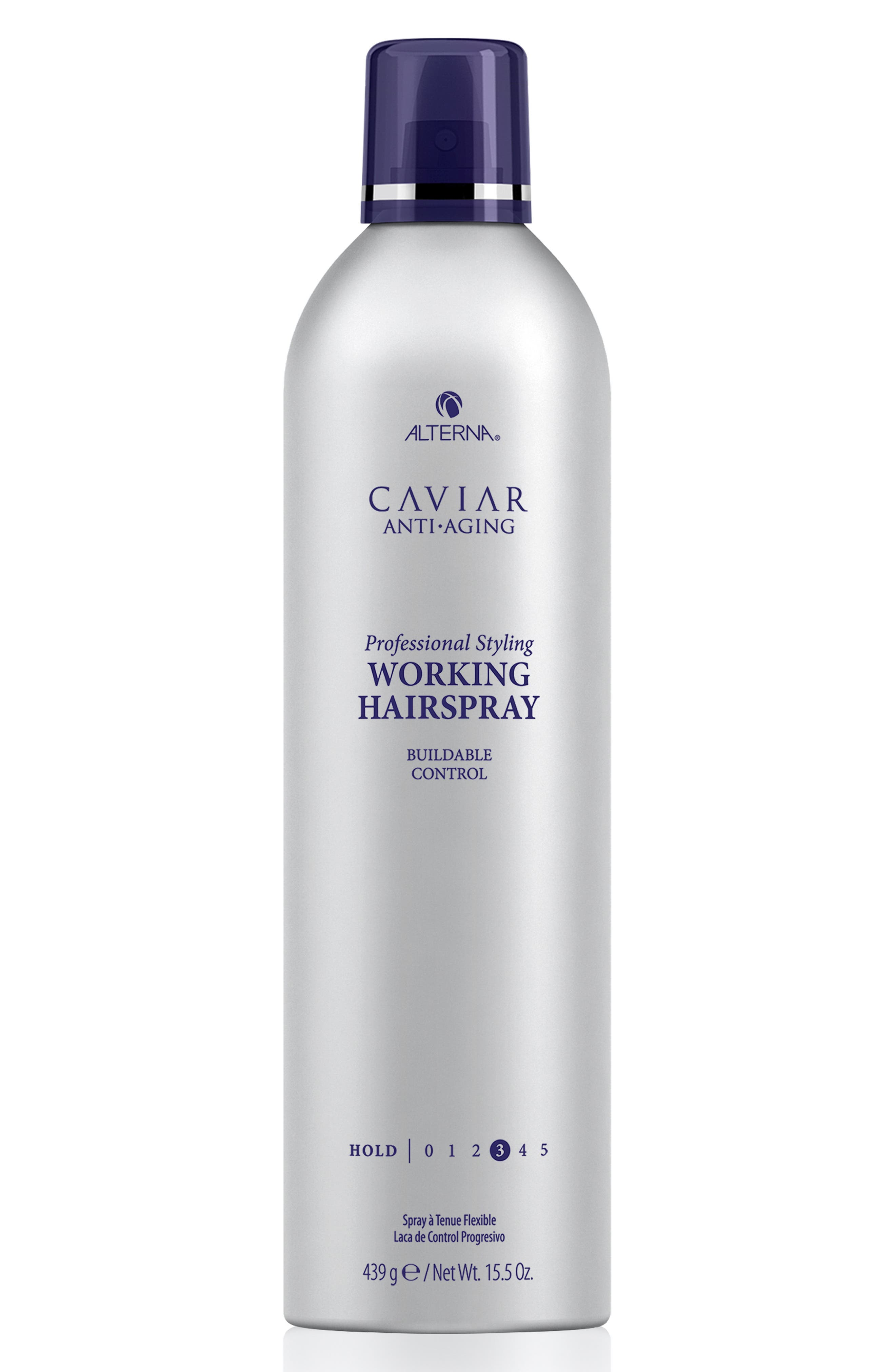 Alterna Caviar Anti-Aging Working Hair Spray