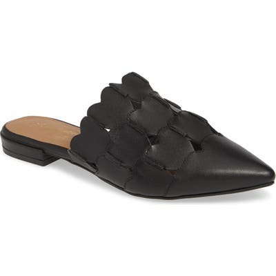 Seychelles Reminders Of You Heart Mule- Black