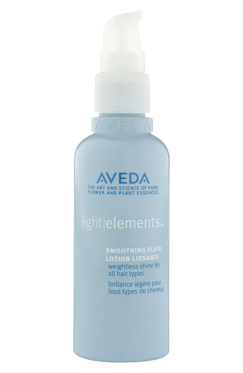 AVEDA light elements<sup>™</sup> Smoothing Fluid, Main, color, NO COLOR