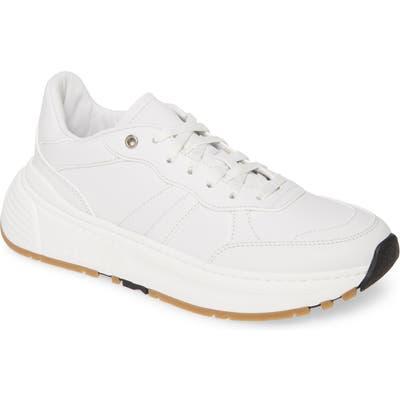 Bottega Veneta Speedster Sneaker, White
