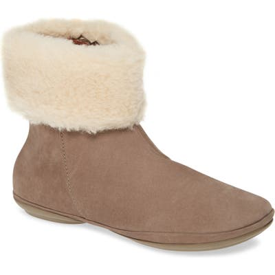 Camper Right Nina Bootie, Grey