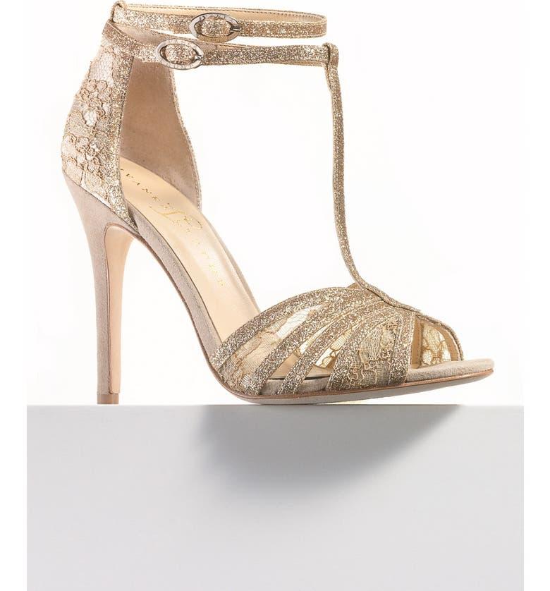 IVANKA TRUMP 'Haizel' Sandal, Main, color, 001